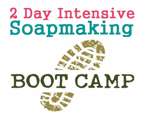 2 Day Intensive Soap Making Boot Camp