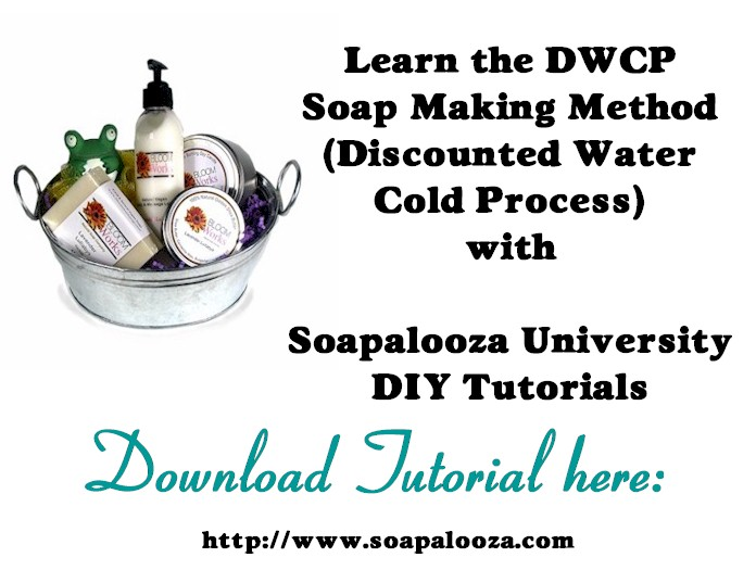 Discounted Water Cold Process Soap Making