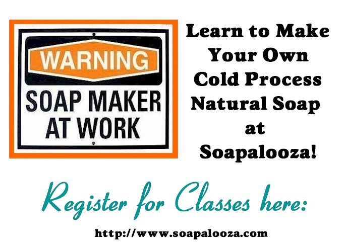 Basic Cold Process Soapmaking